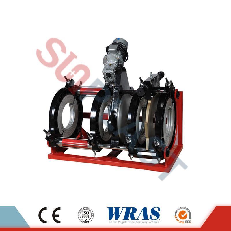 400-630mm Hydraulisk Butt Fusion Svejsemaskine til HDPE rør