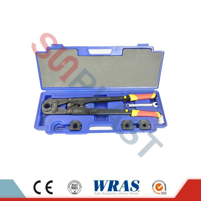 Tryk værktøj til PEX-AL-PEX rør & amp; PEX rør