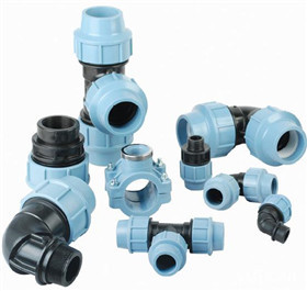 PPCompression Fittings PN16