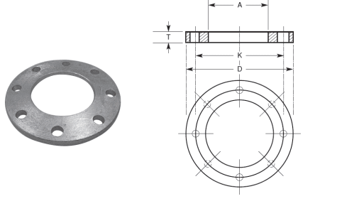 STEEL BENCKING RINGS